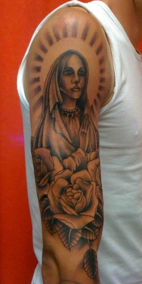 sacred anja tattoo